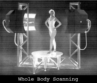 whole body scanning
